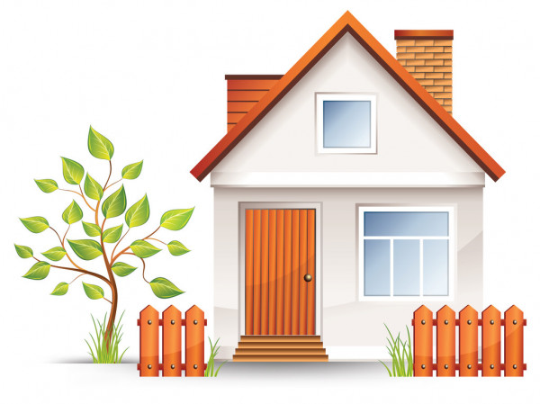 This image has an empty alt attribute; its file name is depositphotos_5747498-stock-illustration-small-house.jpg